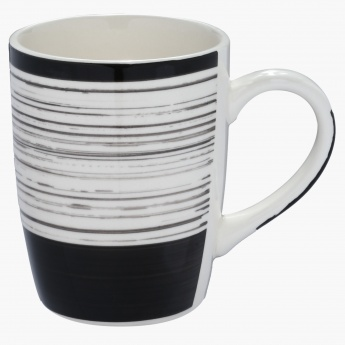 Printed Mug with Sturdy Handle