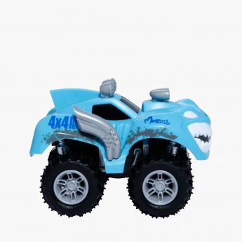 Monster Machines Stunt Pack