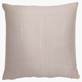 Textured Filled Cushion