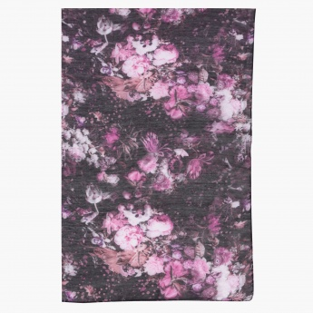 Printed Rectangle Scarf