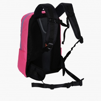 Backpack with Zip Closure