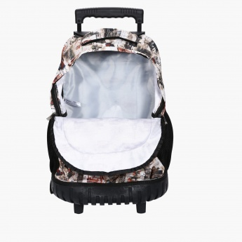 3-Piece Printed Bag Set