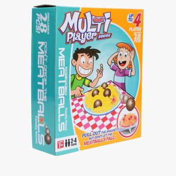 Multi Player Meat Ball Game