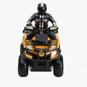 Cross Country Remote Control ATV Toy