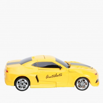 Remote Control Hornet Fighter Deformation Car