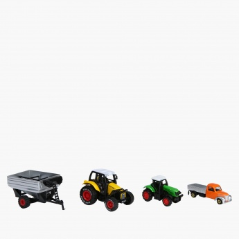 Die-Cast Farmer Set