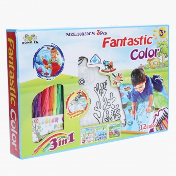 Fantastic Colour Painting Set