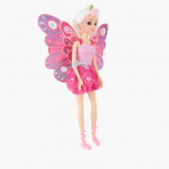 Emily Flower Fairy Doll