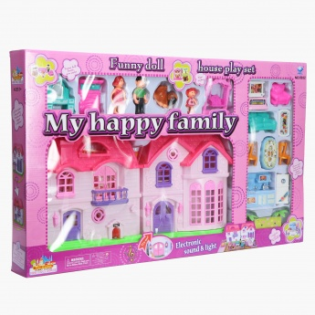 My Happy Family Playset