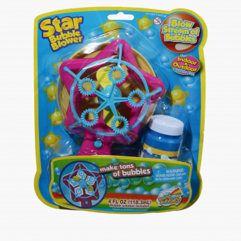 Star Bubble Blower