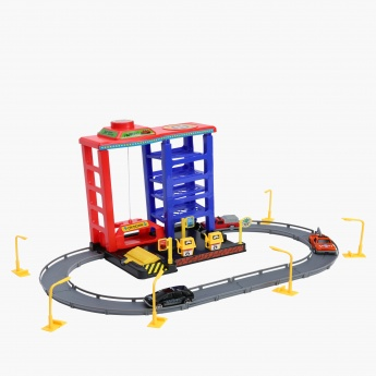Garage Play Set