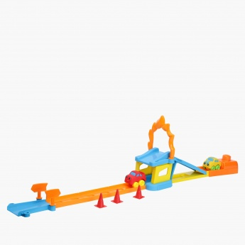 Baby Wheels Launch N Go Jump Set