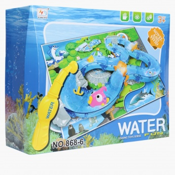 Water Fishing Game