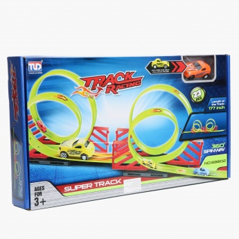 Super Track Racing Set