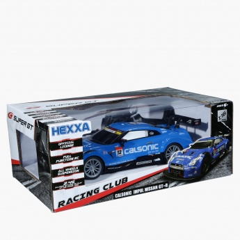 Hexxa Nissan Toy Car