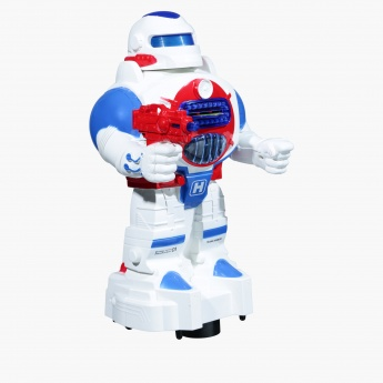 Robot Man of Steel Toy
