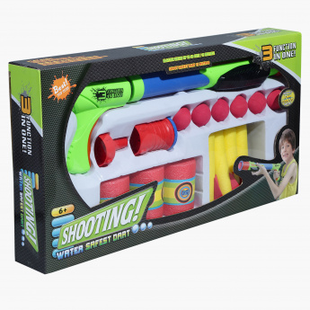 Water Shooting Darts