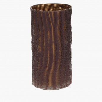 Textured Votive Holder