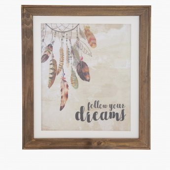 Decorative Photo Frame - 39x47.5 cms