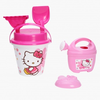 Hello Kitty Printed Beach Playset