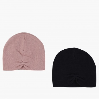 Beanie Cap - Set of 2