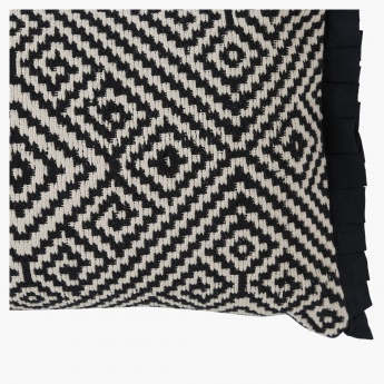 Woven Filled Cushion