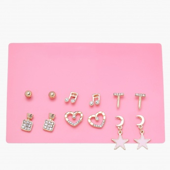 Assorted Earrings Set