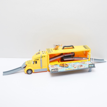 Construction Truck Playset