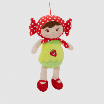 Embroidered Dress Candy Doll
