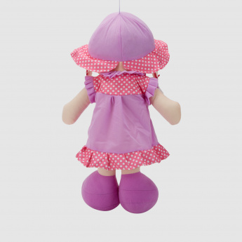 Plush Rag Doll