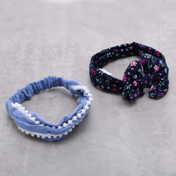 Assorted Hair Band - Set of 2