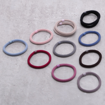 Hair Tie - Set of 12