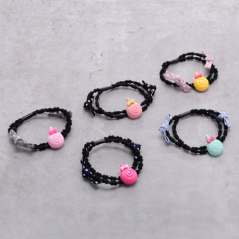 Hair Tie - Set of 5