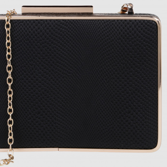 Textured Evening Clutch