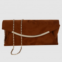 Matte Finish Long Clutch