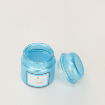 Healing Water Spa Jar Candle with Lid