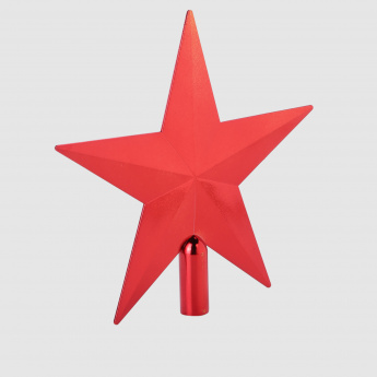 Star Christmas Tree Decor