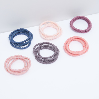Textured Hair Tie Set