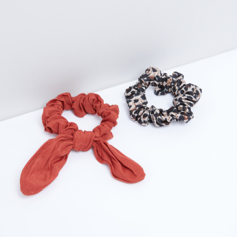 Assorted Hair Tie - Set of 2