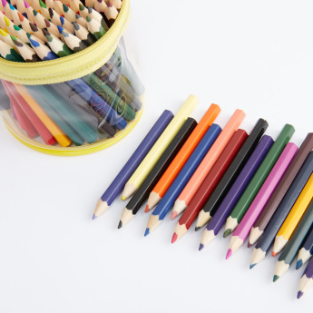 Colouring Pencil Set in Round Case