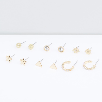 Assorted Earrings - Set of 6