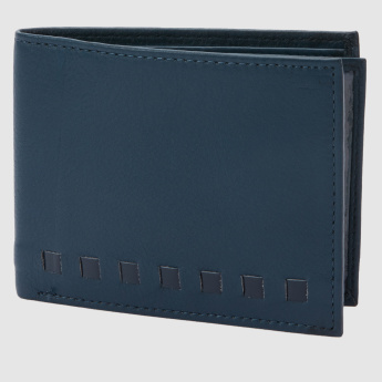 Multi-Pocket Bi-Fold Wallet