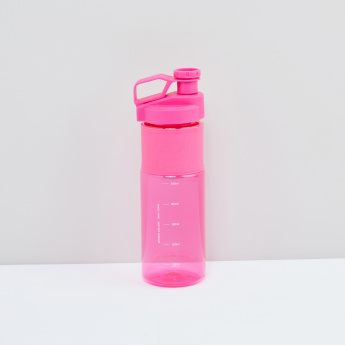 Printed Water Bottle with Flip Lid - 750 ml