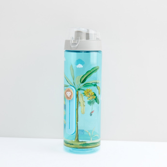 Printed Water Bottle - 750 ml