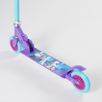 Frozen Printed 2-Wheel Scooter