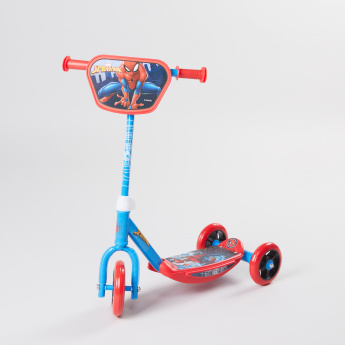 Spider-Man Printed 3-Wheel Scooter
