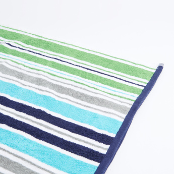 Striped Bath Towel - 84x160 cms