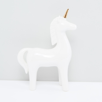 Decorative Unicorn-Shaped Figurine