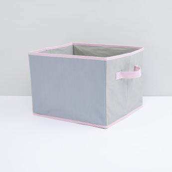 Foldable Storage Box with Handles