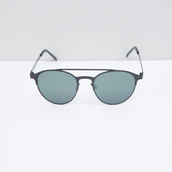 a8727d890 Full Rim Round Sunglasses | Sunglasses | Accessories | Men | Online  Shopping at Max